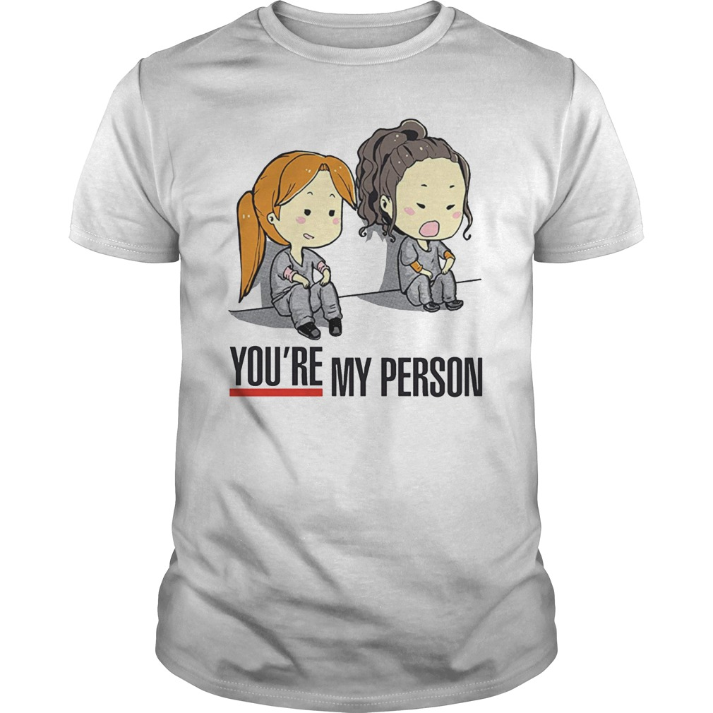bb6ded9f ... you re my person medical nurse doctor t shirt hoo tank top quotes ...