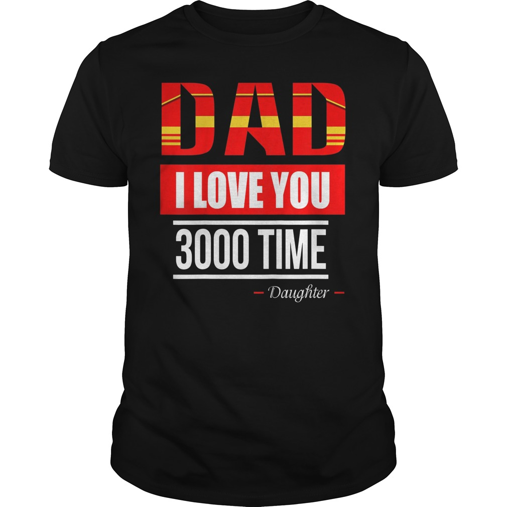 0513a62f09 I Love You 3000 Times T-shirt Hoodie Tank-Top Quotes