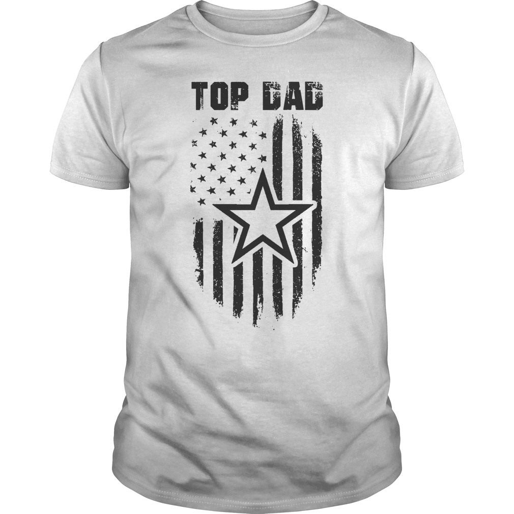 cfb57786 Father's Day Gift Cowboy TOP DAD Flag Dallas Fan T-Shirt Hoodie Tank ...