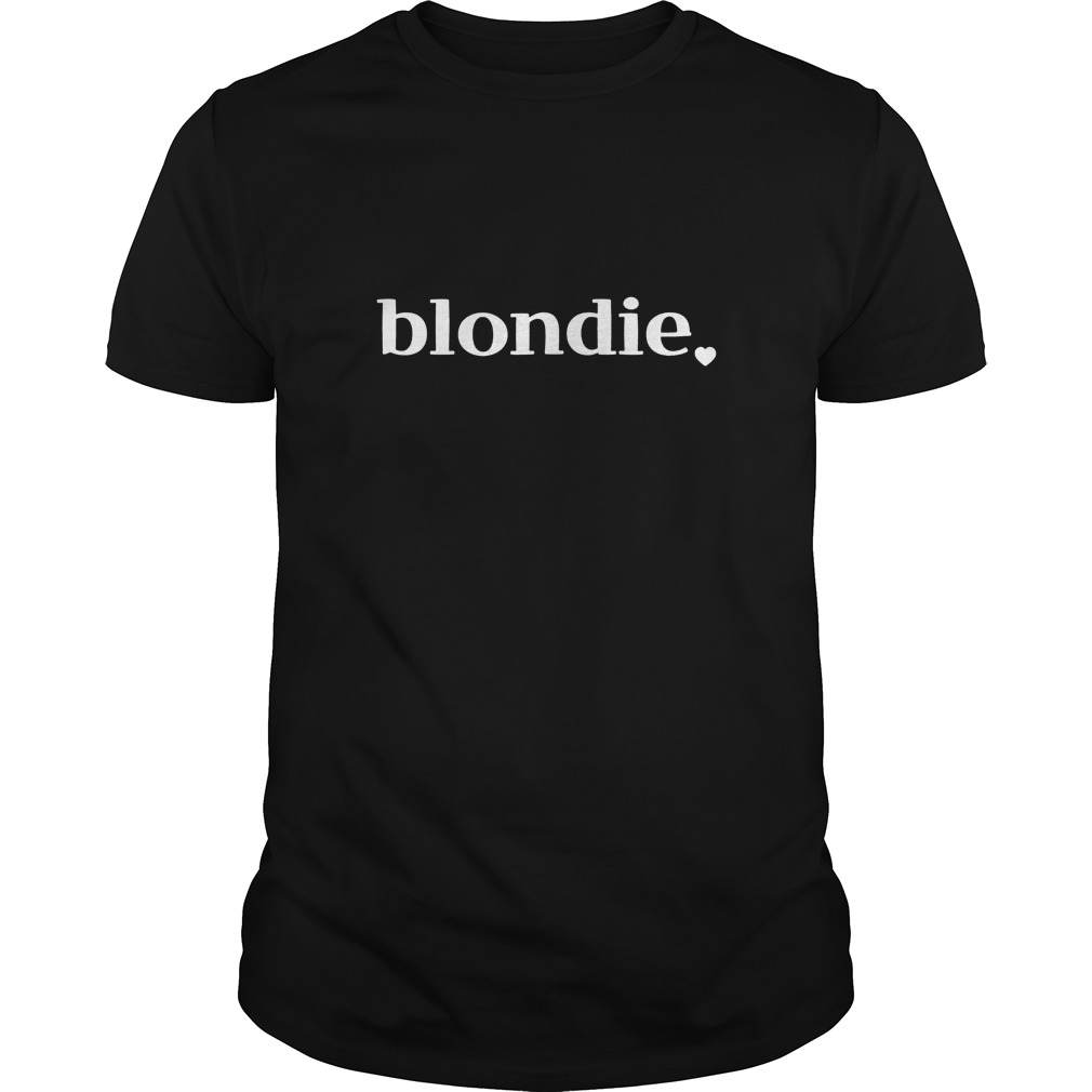 Womens Blondie Best Friend T-Shirt