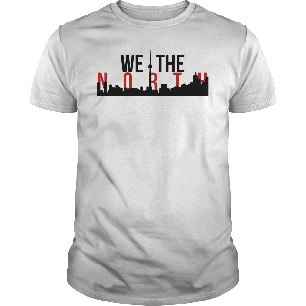 the latest 188ac 4c3e5 Toronto Raptors NBA Finals Playoff 2019 Shirt We Are North Tee