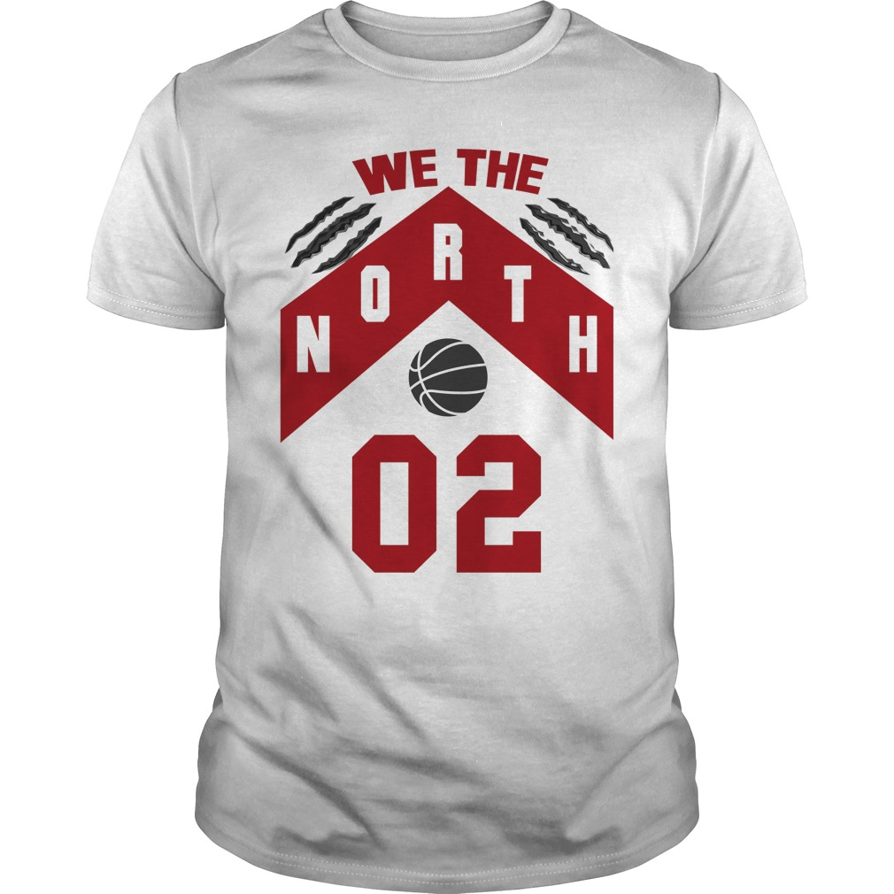 ffd8866bd86 We The North Canada Toronto Raptors NBA Finals Tee Shirt Hoodie Tank ...