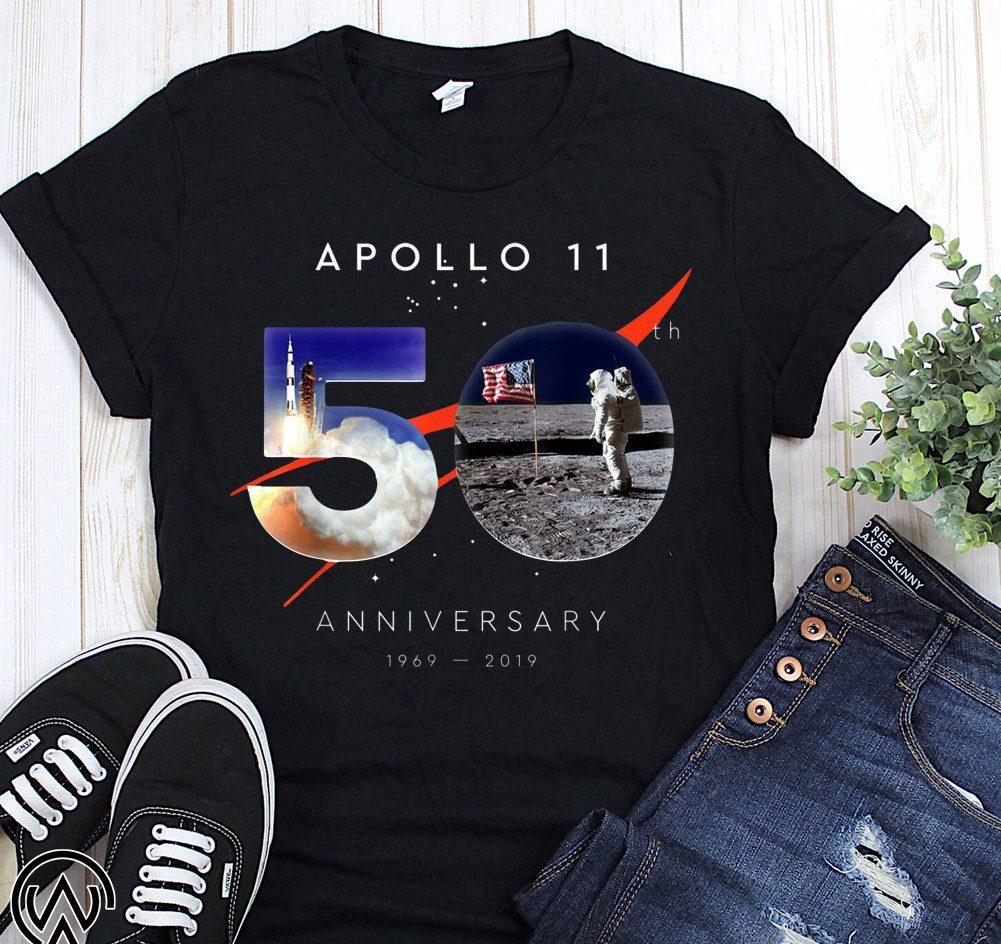 Apollo 11 50th anniversary moon landing 1969-2019 Gift ...
