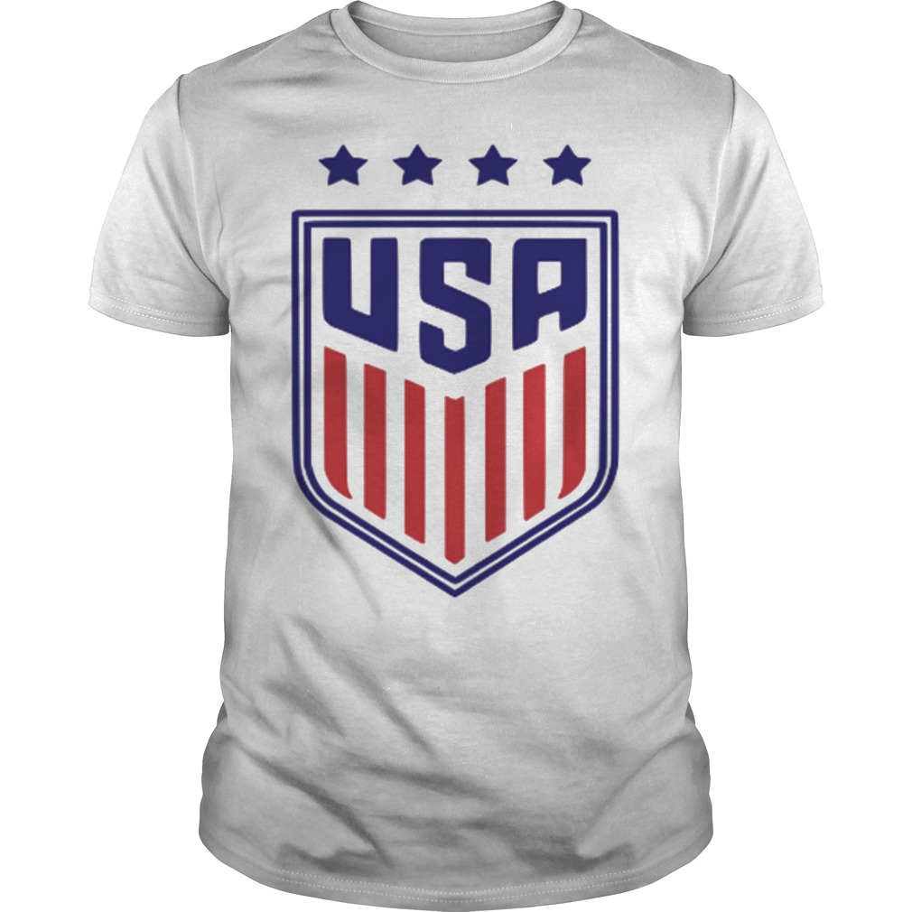 USWNT, World Champions, United States Women's National Soccer Team Shirts