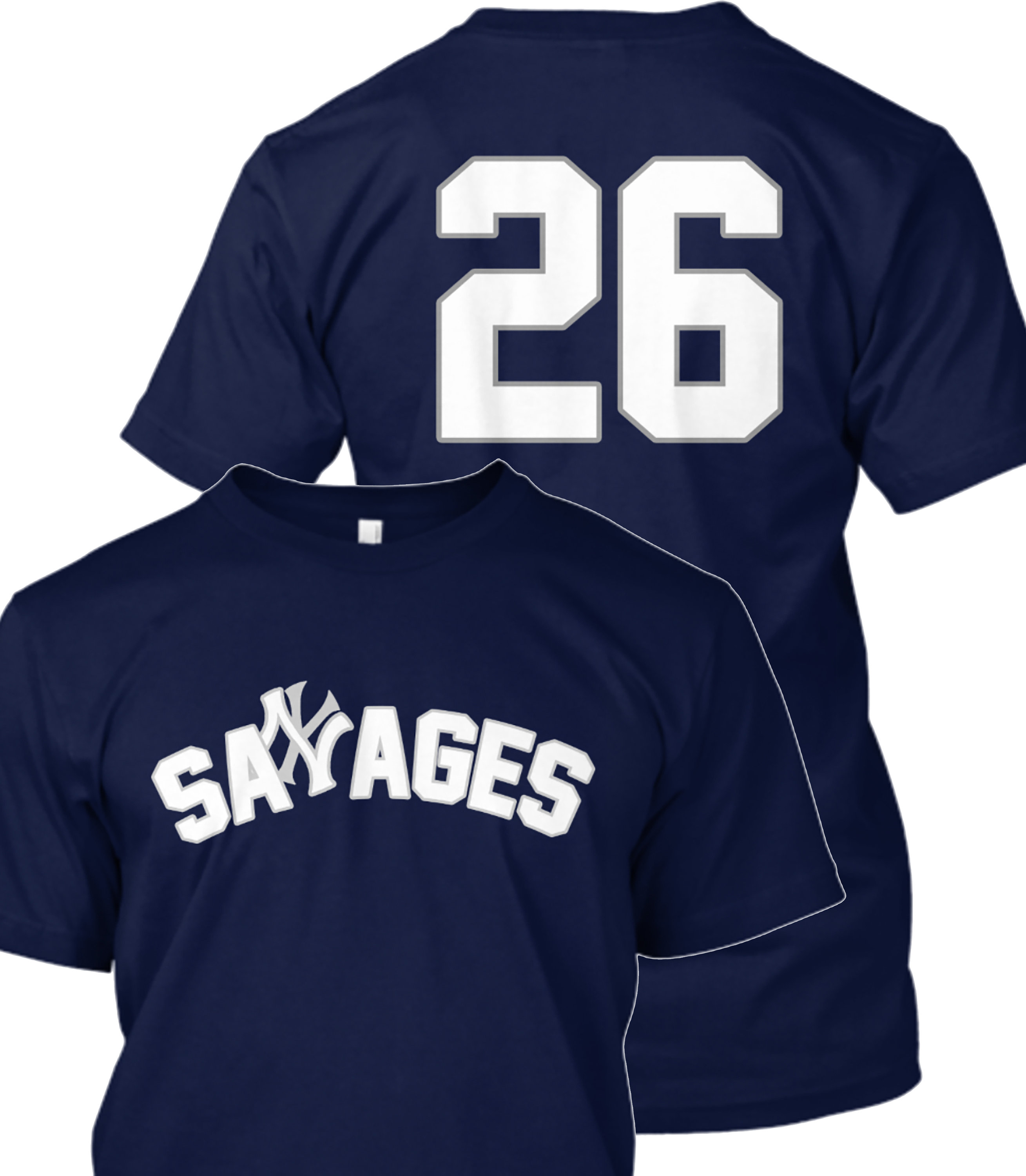quality design 2bc44 f17f7 Yankees Savages T-Shirt - Yankees Shirt - Yankees Tshirt - Aaron Boone  Savages - Savages in the Box Shirt