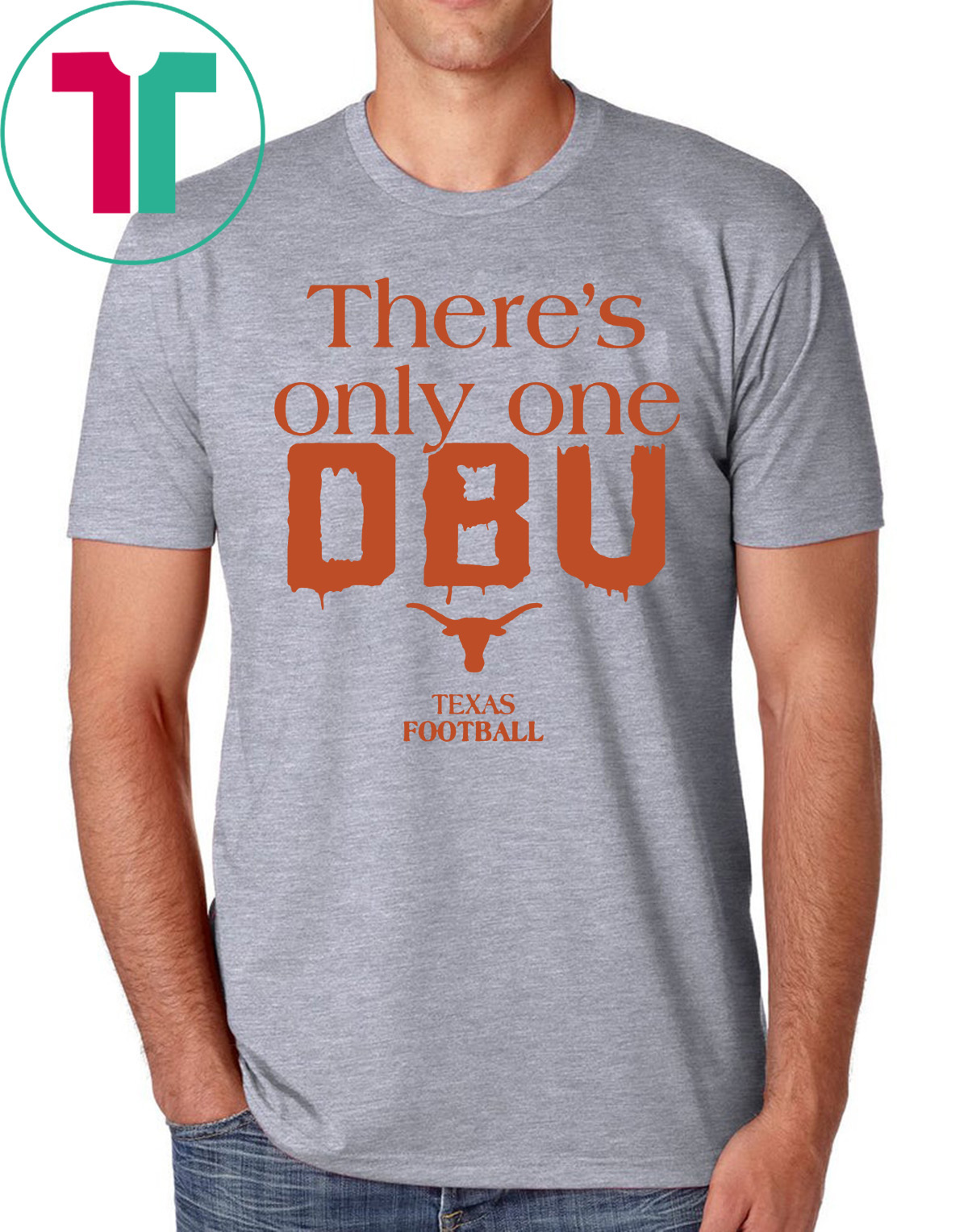 huge discount 70ad8 7f83d There's Only One DBU Texas Football Shirts