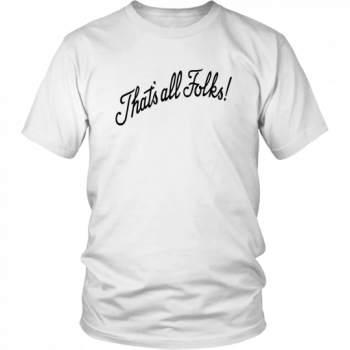 That S All Folks Shirt Anthony Davis New Orleans Pelicans